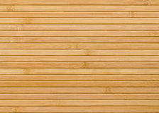 Close up of bamboo wood background Royalty Free Stock Photography