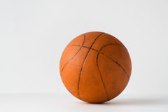 Close up of basketball ball Royalty Free Stock Photography