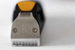 Close-up of beard trimmer Royalty Free Stock Photography