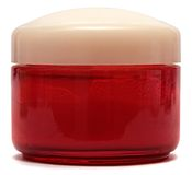 Close up of beauty hygiene container Royalty Free Stock Images
