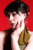 Close up Beauty Shot Royalty Free Stock Image