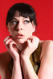 Close up Beauty Shot Stock Photography