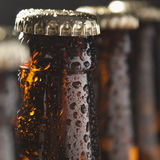 Close up beer Stock Photo