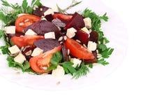 Close up of beet salad. Stock Photo