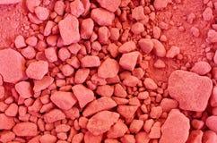 Close-Up of Beetroot Powder Stock Image