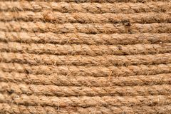 Abstract rope pattern Royalty Free Stock Photography