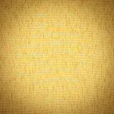 Close up of beige upholstery texture Royalty Free Stock Images