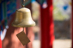 Close-up bell Stock Photography