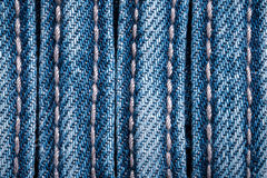 Close up  belt loops Stock Image