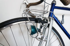 Close up of Bicycle Stock Photography