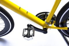 Close up of bicycle Royalty Free Stock Images
