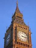 Close-up of Big Ben Stock Photo