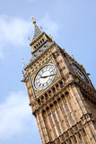 Close up of Big Ben Royalty Free Stock Photo