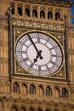 Close up big ben Royalty Free Stock Photography