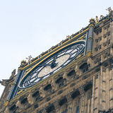Close up of Big Ben C London Stock Photography