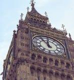 Close up of Big Ben London Stock Photo