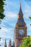 Close up of Big Ben Royalty Free Stock Image