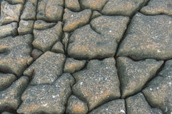 Close up of big stones Royalty Free Stock Photo