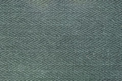 Close up on black fabric with horizontal line Stock Photography