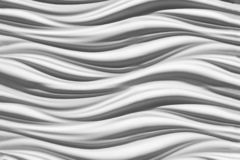 Close-up of black geometric shapes, abstract background. striped of stone texture, curve sculpture.  stock illustration