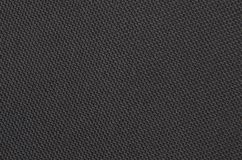 Textured synthetical background. Close up of black textured synthetical background Stock Photography