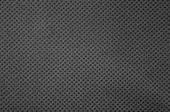 Textured synthetical background. Close up of black textured synthetical background Royalty Free Stock Images