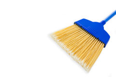 Close-up of blue broom Stock Photo