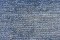Close up of blue denim jeans. Denim jeans texture royalty free stock photography
