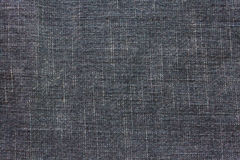 Close - up of the blue jeans Royalty Free Stock Photography