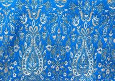 Kashmir shawl-3. Royalty Free Stock Photos