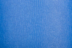 Close up of blue painters tape roll Royalty Free Stock Images
