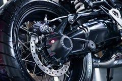 Close-up of BMW brakes stock photos