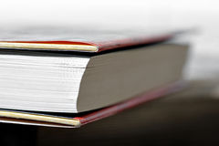 Close up of book Stock Images