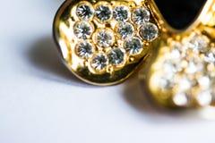 Close up borrado da arte abstrato com foco seletivo da bonito Fotografia de Stock Royalty Free