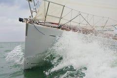 Sailing Boat Yacht royalty free stock photography