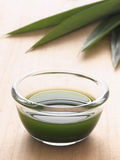 Pandan juice Stock Photos