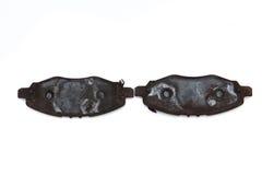 Close up of brake pad Royalty Free Stock Image