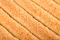 Close Up Bread Sticks Royalty Free Stock Images