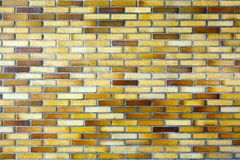 Close Up of brick wall as texture or background. Stock Photos