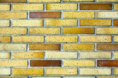 Close Up of brick wall as texture or background. Stock Photo