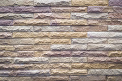 Close up of a brick-wall, texture background Royalty Free Stock Photos