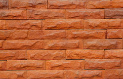 Close up of a brick-wall, texture background Royalty Free Stock Photo