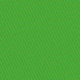 A close-up of bright green fabric texture Royalty Free Stock Images