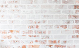 Close-up bright vintage bricks wall background. High resolution Stock Image