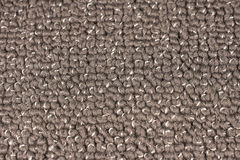 Close Up Brown Carpet Background Stock Photo