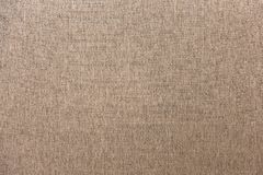 Close-up Brown Cloth Fabric Texture Background royalty free stock photos