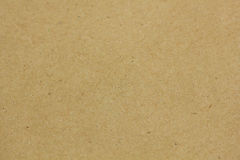 Brown Envelope Paper Stock Photo