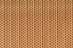 Close-up brown fabric Stock Photos