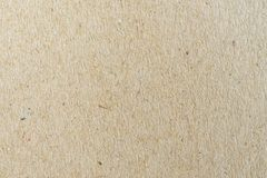 Close up brown paper texture and background with space. stock photo