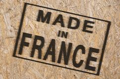 Made in FRANCE Stock Images